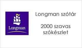 Longman leíró szókészlet (2000 szó)