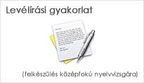 Angol levélírás gyakorlása